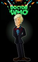 The 3rd Doctor by CPD-91
