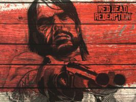 John Marston - RDR Edit by ChristiaanR1990