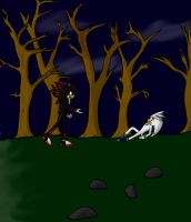 Shadow and Sliver 2 by Crazyabby2012