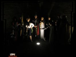 Gruppo Cosplay LOTR Lucca 2012 15 by LizCosplay1982