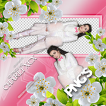 Pack Png 605 - Charli xcx by worldofpngs