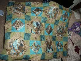 Ari's Quilt - Top Center by setralynn