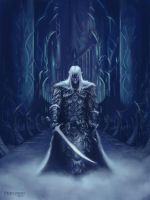 Drizzt by JohnDotegowski