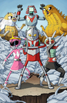 Tokusatsu Time! by mikegoesgeek