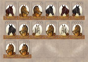 Horse of Palio by Erebus74