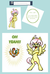 Dinky's first ask! Yayifications! by Peccantis