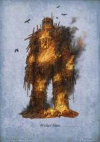 Paizo - Wicker Man by DevBurmak