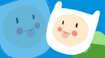 Adventure Time: Finn wallpaper by Hestia-Sama