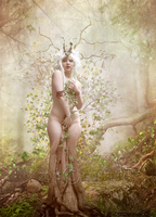 Forest Queen by Euselia
