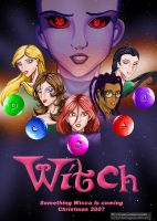W.I.T.C.H. Movie Poster by racookie3
