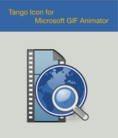 MS GIF Animator Tango Icon by toruzz