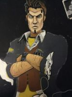 Handsome Jack [11] by Aikira-chan