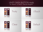 Unity Dash Button mods for Ubuntu 12.04LTS by HEXcube