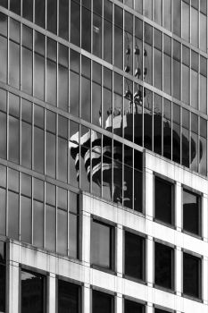 Urban Reflections I by TenthMusePhotography