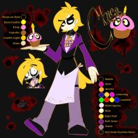 Chica's Reference by ToxicSoul77