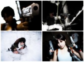 Collage Lara Croft by Amu-Nina by LiSaCroft