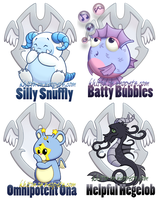 ONA Guild Badges by khiton