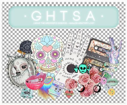Ghtsa - .Png by coral-m