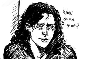 oh loki what have they done to you(r hair) by doreline