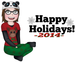 Happy Holidays! (2014) by MSU82
