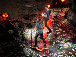 {Edit} Coldplay: Chris and Jonny by VivaLaParadise95