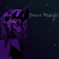 Prince of Midnight by Lost-in-Equestria