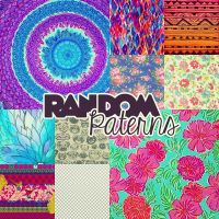 Random Patterns by PrettyLadySwag