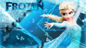 Frozen Wallpaper by Game-BeatX14