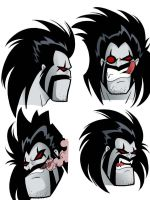 Lobo face by teoduarte