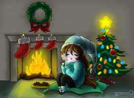 Christmas 2012 by kairanya