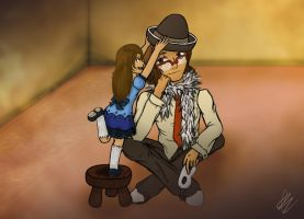 Sycamore's Daddy-Daughter-Time by E-star99