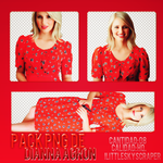 Dianna Agron Png Pack by iLittleSkyscraper