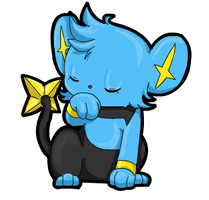 Shinx by rocioDIBU