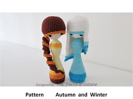 Autumn and Winter by cottonflake