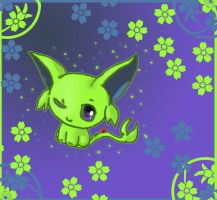 Shiny Espeon by Chaomaster1