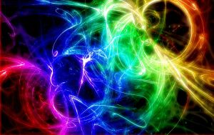 Abstract Light Wallpaper by Jindra12