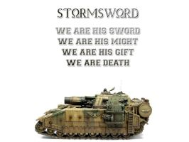 Storm Sword Creed by damonx99