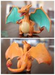 Charizard by xcalixax