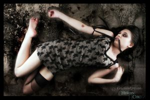 Heroin Chic by Goldfishdreams
