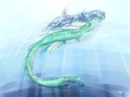 Keeper Of The Sea by sugar-cat-candy