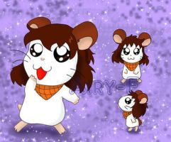 Hammie Me by Airy-F