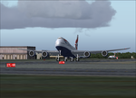 Boeing 747-8i: Speedbird by TrellBrown23