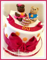 The Bears Brought Cake! by gertygetsgangster
