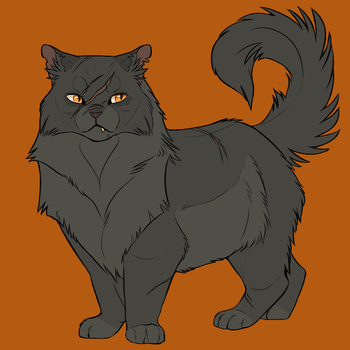 Yellowfang by ClimbToTheStars