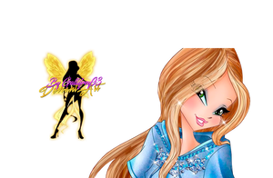 World of Winx Flora Everyday Couture - PNG by Gallifrey93