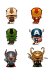 Appavengers. by Sephirona