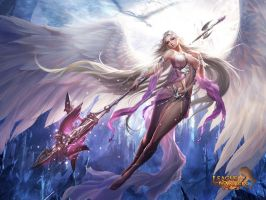 League of Angels - Fortuna 1600x1200 by GTArcade