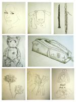old things by tofuofdoom