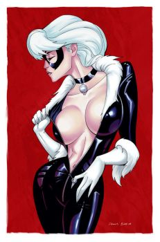 Black Cat by DennisBudd