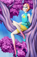 Pearl's Tree by Grennadder